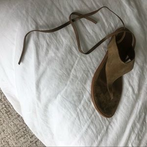 Vince Shoes   Vince Suede Eastwood